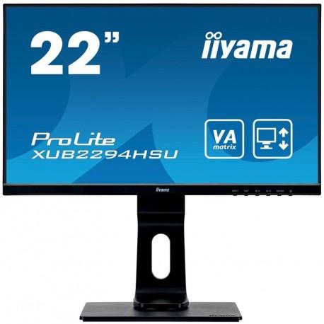 Monitor IIYAMA PROLITE XUB2294HSU-B1