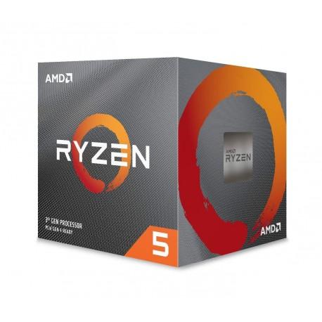 Procesor AMD Ryzen 5 3600X, Wraith Spire hladilnik
