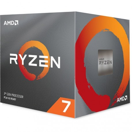 Procesor AMD Ryzen 7 3700X, Wraith Prism hladilnik