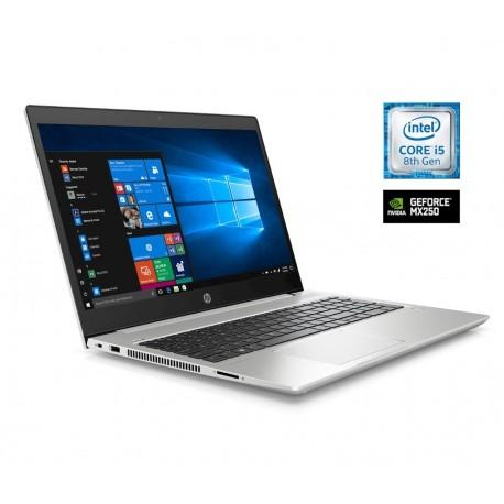 Prenosnik HP ProBook 450 G6, i5-8265U, 8GB, SSD 512, GF, W10