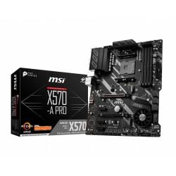 Matična plošča MSI X570-A PRO, DDR4, ATX