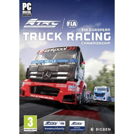 Igra FIA European Truck Racing Championship (PC)