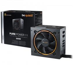 Napajalnik be quiet! Pure Power 11 600W CM (BN298) 80Plus Gold modular