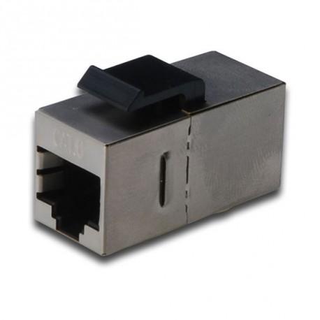 Konektor RJ45 Cat.6 vezni člen, za podaljšanje mrežnega kabla
