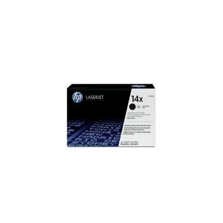 Toner HP 14X, črn, CF214X