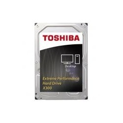 Trdi disk 3.5 SATA3 8TB 7200rpm 128MB Toshiba NAS N300 Gold