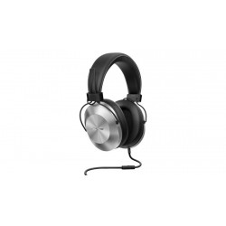 Pioneer slušalke SE-MS5T-S, srebrno črne