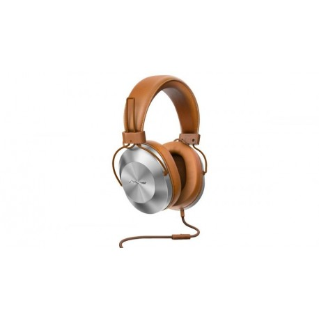 Pioneer slušalke SE-MS5T-T, srebrno rjave