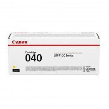 Toner Canon CRG-040Y, rumen
