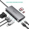 Ugreen USB-C multifunkcijski hub