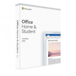 Microsoft Office Home and Student 2019 angleški