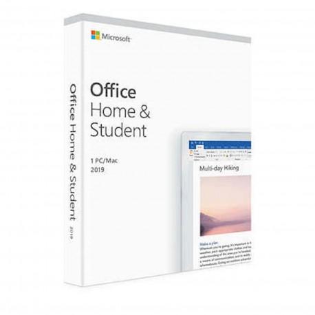 Microsoft Office Home and Student 2019 angleški