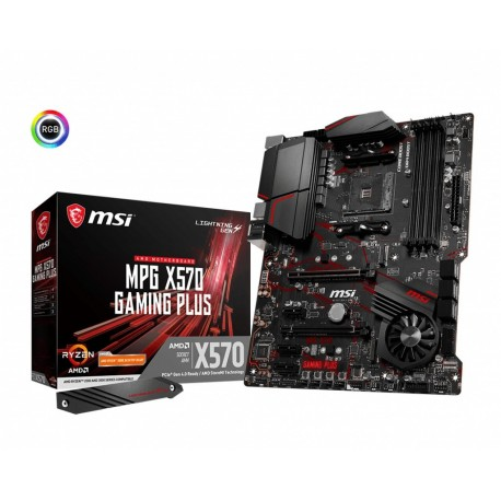 Matična plošča MSI MPG X570 GAMING PLUS, AM4, DDR4, ATX