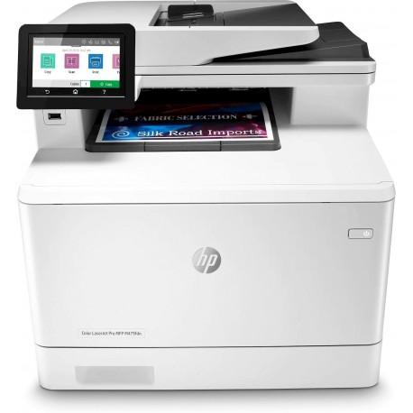 Multifunkcijski barvni laserski tiskalnik HP LJ Pro M479fdn