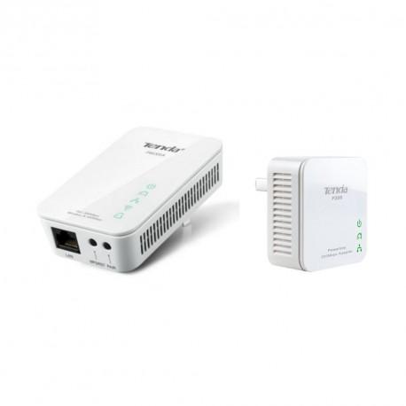 Elektro LAN TENDA 300Mb PW201A + 200Mbps P200 mini