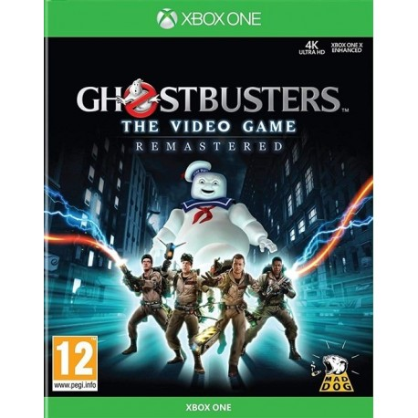Igra Ghostbusters: The Video Game Remastered (Xone)