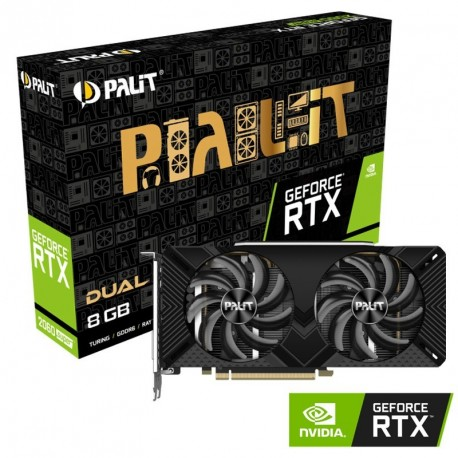 Grafična kartica GeForce RTX 2060 SUPER 8GB PALIT DUAL