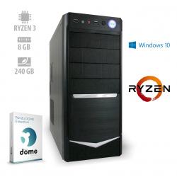 Osebni računalnik ANNI HOME Optimal / Ryzen 3 3200G / SSD / W10 / PF7