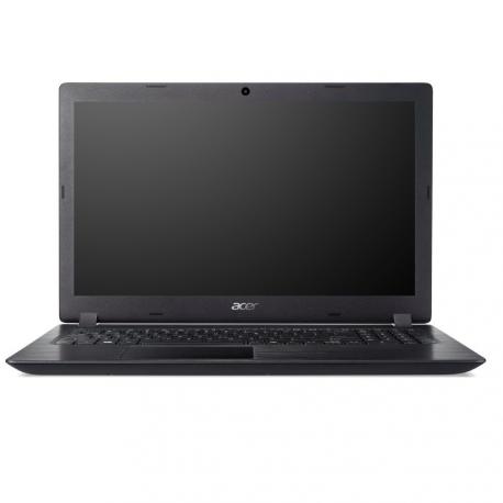 Prenosnik 15 Acer A315-53-P6EZ, Pentium 4417U, 8GB, SSD 512, Obsidian Black