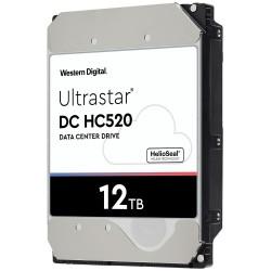 Trdi disk 3.5 12TB 256MB 7200 SATA3 HGST/WD DC HC520 512e