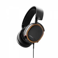 Slušalke SteelSeries Arctis 5 (2019 Edition), črne