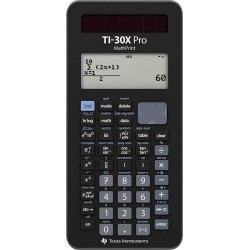 Kalkulator Texas Instruments ti-30x pro mathprint