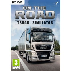 Igra On the Road Truck Simulator (PC)