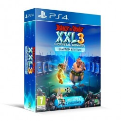 Igra Asterix & Obelix XXL 3: The Crystal Menhir - Limited Edition (PS4)