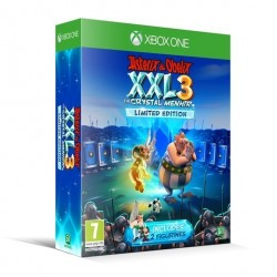 Igra Asterix & Obelix XXL 3: The Crystal Menhir - Limited Edition (Xone)