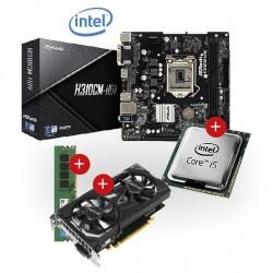 Intel GAMING komplet za nadgradnjo