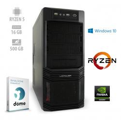 Osebni računalnik ANNI WORKSTATION Advanced / Ryzen 5 3600X / NVMe / W10P / PF7G