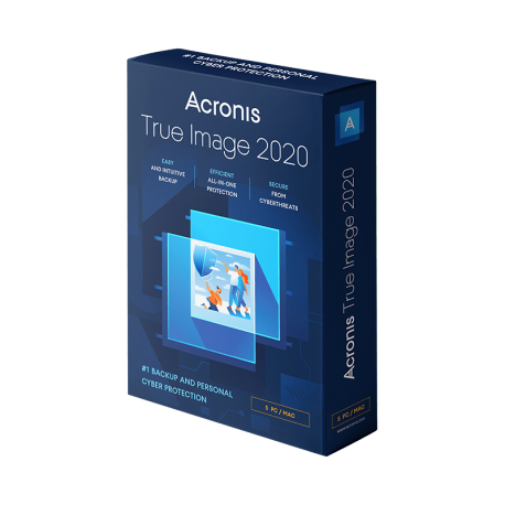 Acronis True Image 2020 1 Computer