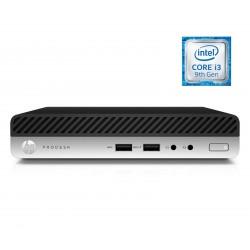 Računalnik HP ProDesk 400 G5 DM, i3-9100T, 8GB, SSD 256, W10P