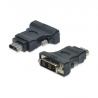 Adapter DVI-D M 18+1 -HDMI Ž