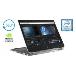 Prenosnik HP ZBook Studio x360 G5, i7-9850H, 16GB, SSD 512, W10P