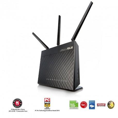 Usmerjevalnik (router) brezžični ASUS RT-AC68U, AC1900, giga