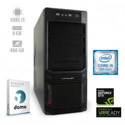 Osebni računalnik ANNI GAMER Advanced / i5-9400F / GTX 1650 / SSD / PF7