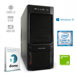 Osebni računalnik ANNI OFFICE Advanced / i5-9400F / SSD / W10P / PF7