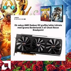 Grafična kartica Radeon RX 5700 XT 8GB Sapphire Nitro+