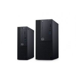 Dell Optiplex 3070 MT, i3-9100, 8GB, SSD 256, W10P, 210-ASBK-001
