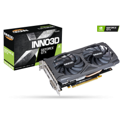 Grafična kartica GeForce GTX 1650 Super Twin X2 Oc Inno3D