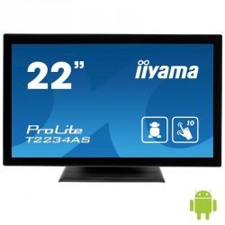 Računalnik AIO IIYAMA PROLITE T2234AS-B1 21,5 na dotik Android