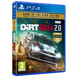 Igra DiRT Rally 2.0 Game of the Year Edition (PS4)