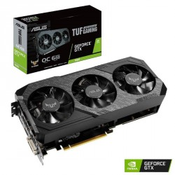 Grafična kartica GeForce GTX 1660 6GB ASUS TUF Gaming X3 OC
