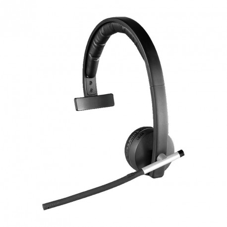 Slušalke z mikrofonom brezžične Logitech H820e mono
