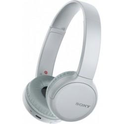 Slušalke brezžične SONY WHCH510W Bluetooth, bele