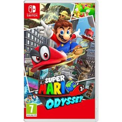 Igra Nintendo Super Mario Odyssey