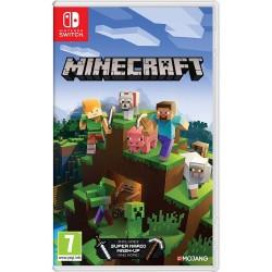 Igra Nintendo Minecraft Switch Bedrock ed.