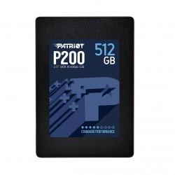 SSD disk 512GB SATA3 Patriot P200, P200S512G25