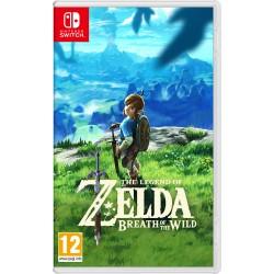 Igra Nintendo The Legend of Zelda: Breath of the wild